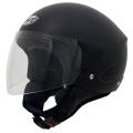 Casque moto MT Ventus Solid Noir Mat