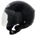 Casque moto MT Ventus Solid Noir