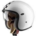 Casque moto Premier Vintage CK Blanc