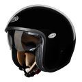 Casque moto Premier Vintage Noir U9