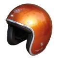 Casque moto Torx Wyatt Glitter Orange