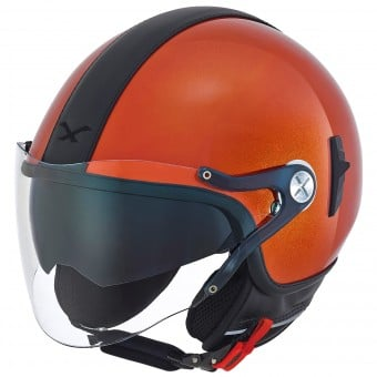 Casque Jet Nexx X60 Cruise Orange
