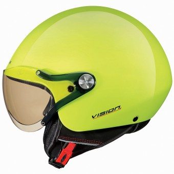 Casque Jet Nexx X60 Vision Flex 2 Neon Yellow