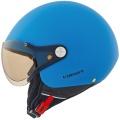Casque moto Nexx X60 Vision Plus Bleu Explosion