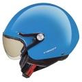 Casque moto Nexx X60 Vision plus Bleu Turquoise