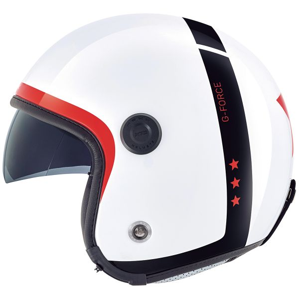 Casque Jet Nexx X70 G-Force White