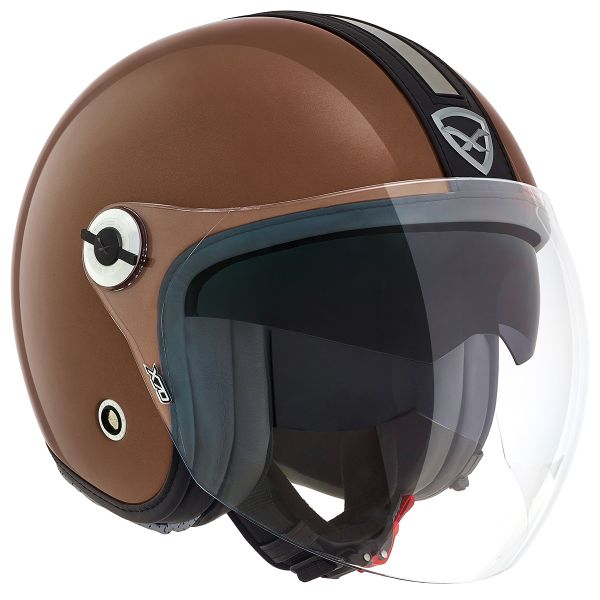 Casque jet IOTA Vector Matt Black iCasque