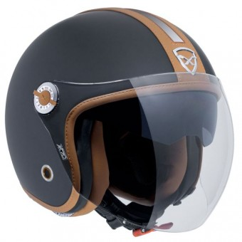 Best of casques moto  Nexx X70 Groovy Noir Marron
