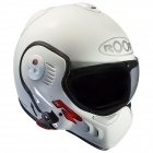 Casque Modulable Roof Boxer V8 R Blanc