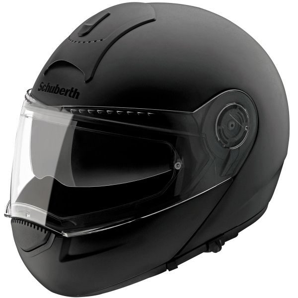 Casque Modulable Schuberth C3 Basic Noir Mat