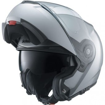 Casque Modulable Schuberth C3 Pro Glossy Silver