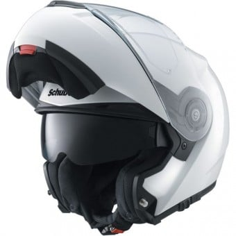 Casque Modulable Schuberth C3 Pro Glossy White
