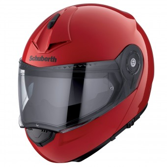 Casque Modulable Schuberth C3 Pro Racing Red