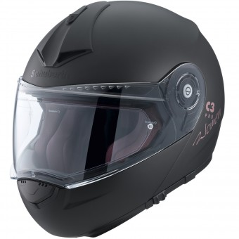 Casque Modulable Schuberth C3 Pro Women Noir Mat