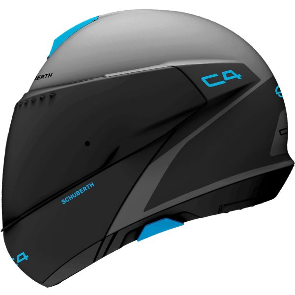 Casque Modulable Schuberth C4 Spark Grey