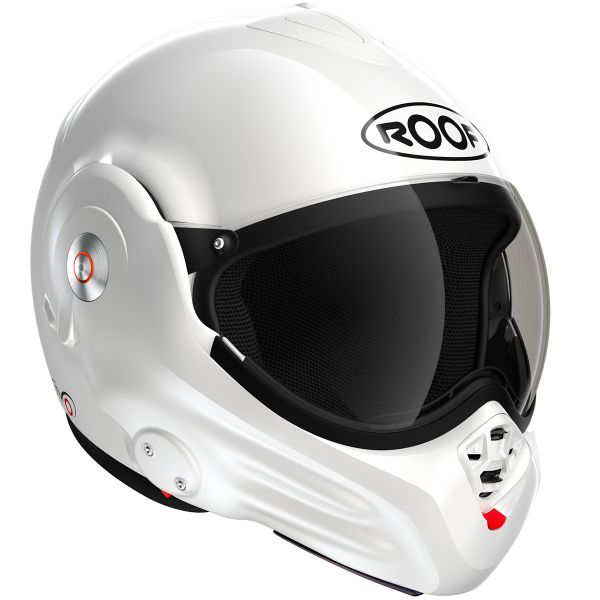 Casque Modulable Roof Desmo White 3e Generation