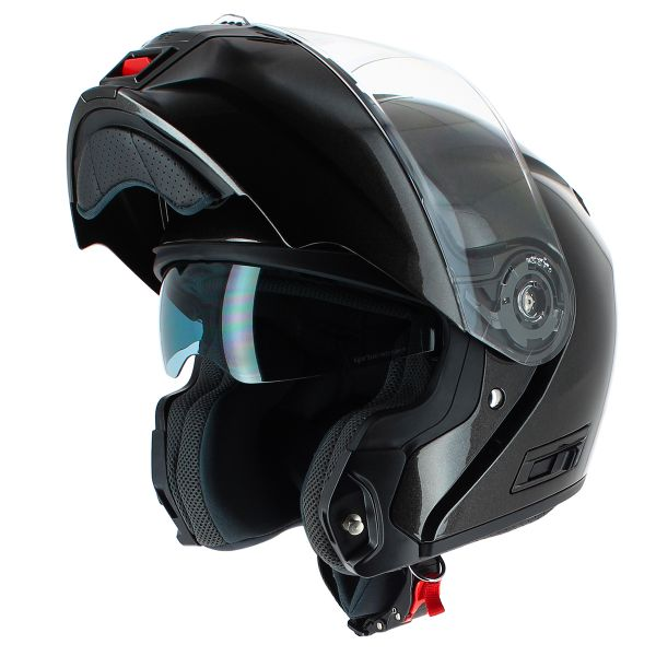 Casque Modulable UBIKE Road Abs Black