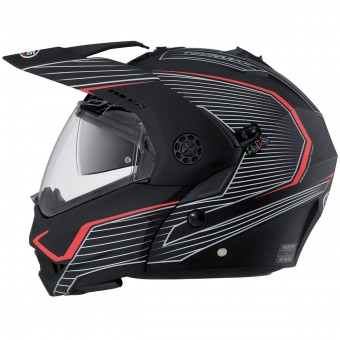 Casque Modulable Caberg Tourmax Sonic Matt Black