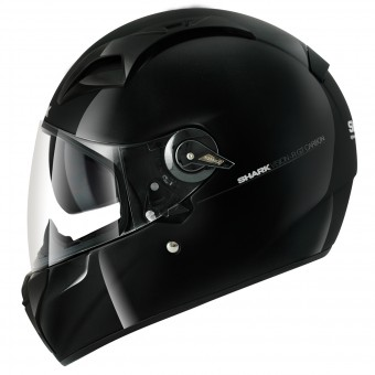 Casque Integral Shark Vision-R ST Serie 2 Blank BLK