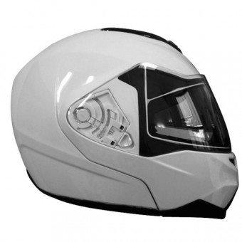 Casque Modulable GPA X23 DS Blanc