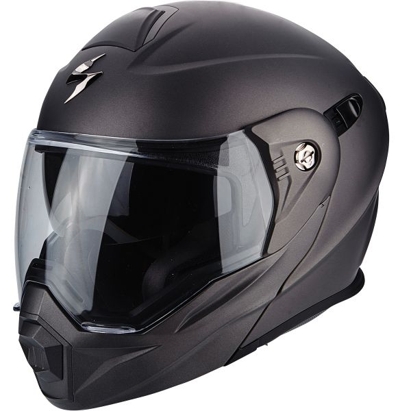 Casque Modulable Scorpion ADX-1 Matt Anthracite