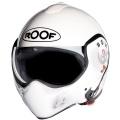 Casque moto Roof Boxer V8 Blanc