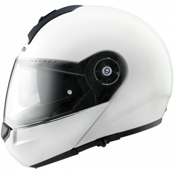 Casque Modulable Schuberth C3 Basic Glossy White