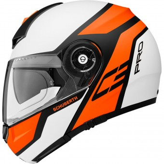 Casque Modulable Schuberth C3 Pro Echo Orange