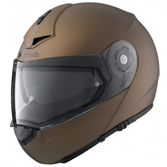 Casque Modulable Schuberth C3 Pro Madrid Bronze Metal