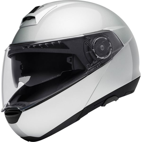 Casque Modulable Schuberth C4 Glossy Silver