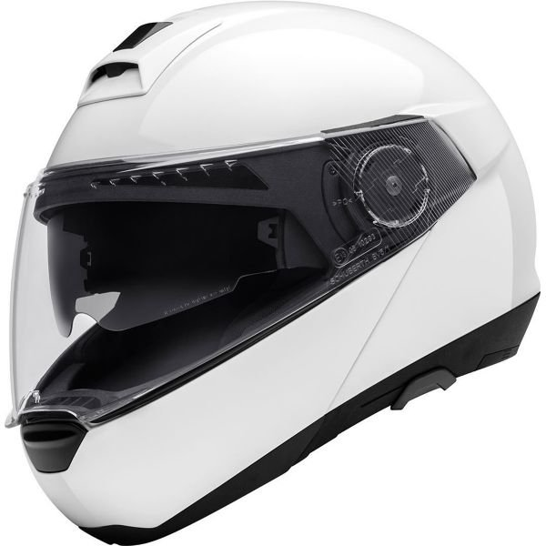 Casque Modulable Schuberth C4 Glossy White