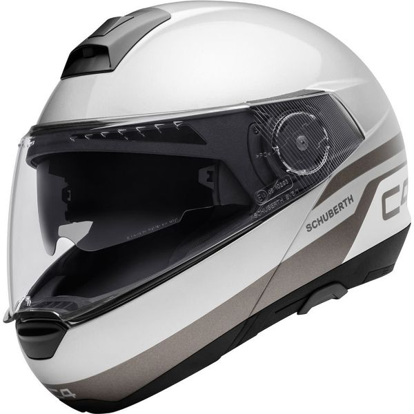 Casque Modulable Schuberth C4 Pulse Silver