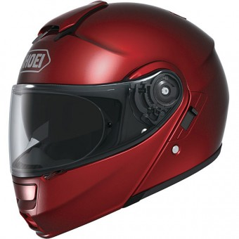 Casque Modulable Shoei Neotec Bordeaux