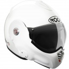 Casque Modulable Roof Desmo Blanc Nacre