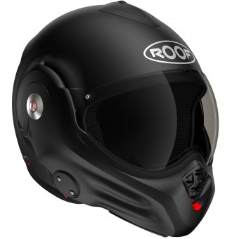 Casque Modulable Roof Desmo Matt Black 3e Generation
