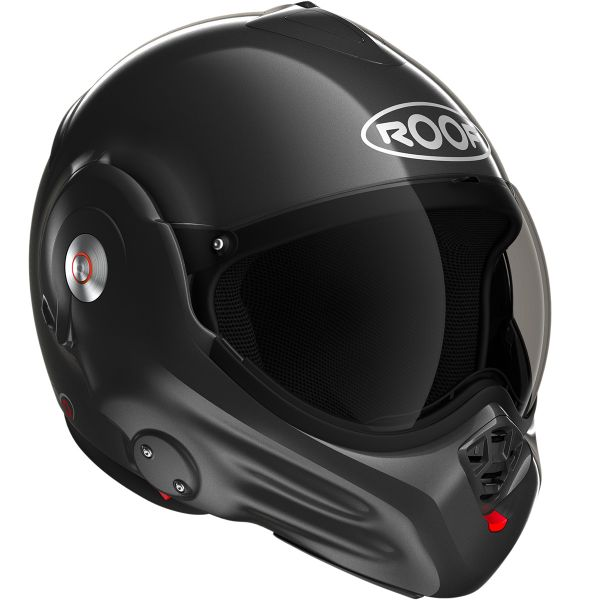 Casque Modulable Roof Desmo Metal Black 3e Generation