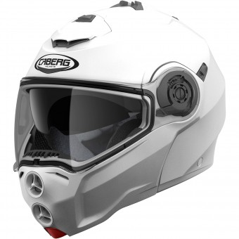 Casque Modulable Caberg Droid White Metal