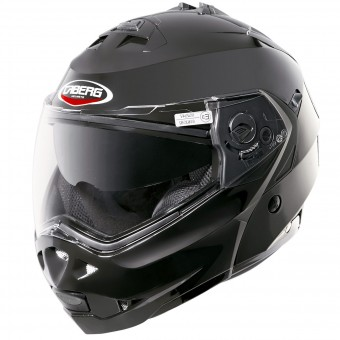 Casque Modulable Caberg Duke Black