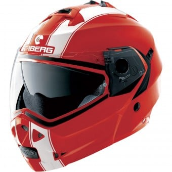 Casque Modulable Caberg Duke II Legend Ducati Red White