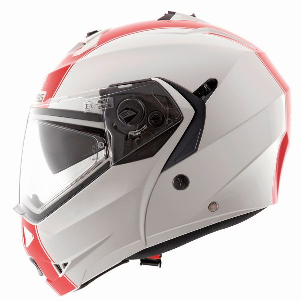 Casque Modulable Caberg Duke Legend Italy White