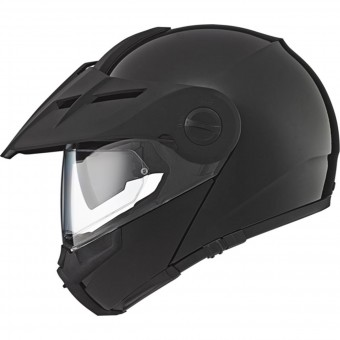 Casque Modulable Schuberth E1 Glossy Black