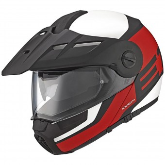 Casque Modulable Schuberth E1 Guardian Red