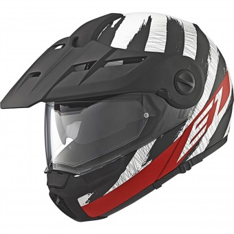 Casque Modulable Schuberth E1 Hunter Red