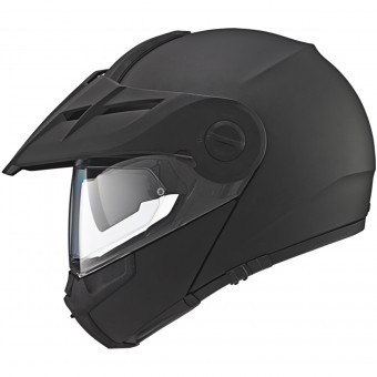 Casque Modulable Schuberth E1 Matt Black