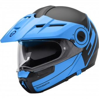 Casque Modulable Schuberth E1 Radiant Blue
