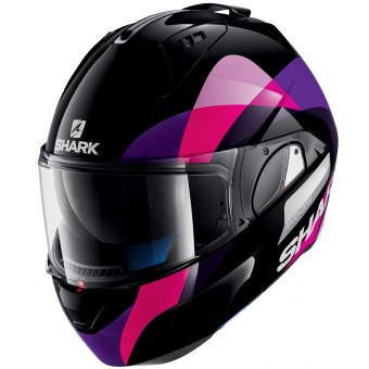 Casque Modulable Shark Evo-One Priya KVV