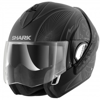 Casque Modulable Shark Evoline Serie 3 Mezcal Mat KAS