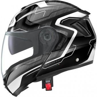 Casque Modulable Caberg Levante Flow Black Anthracite White
