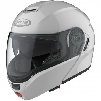 Casque Modulable Caberg Levante White Metal