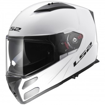 Casque Modulable LS2 Metro White FF324